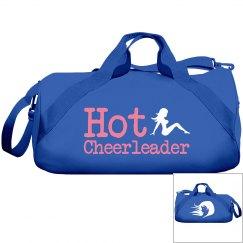 Hot cheerleader
