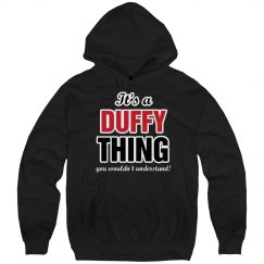 It's a Duffy thing