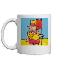 Life Guard Coffee Mug