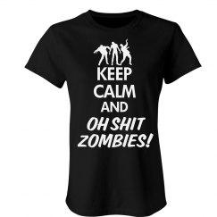 Keep Calm ZOMBIES!