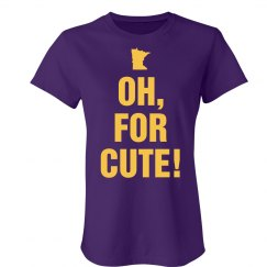 Minnesota's Oh For Cute