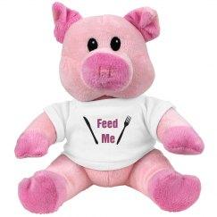 Feed Me Piggie