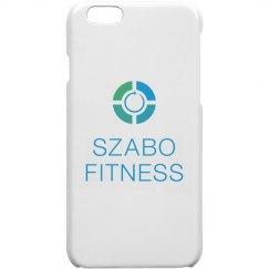 Szabo Fitness iPhone 6 Case