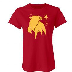 Ox Zodiac T-shirt