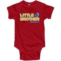 Little Brother Matthew