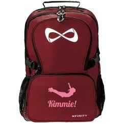 Kimmie's Cheer Gear Bag