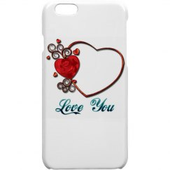 Love You Iphone 6 case
