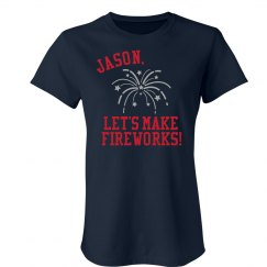 Lets Make Fireworks