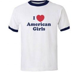 I Love American Girls