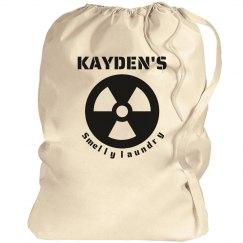 KAYDEN. laundry bag