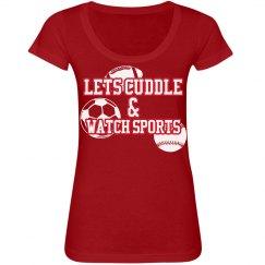 Cuddle & Sports