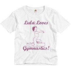 Little Gymnastics Fan