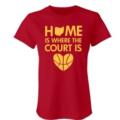 Cleveland Is B-Ball Home
