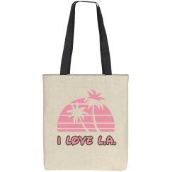 I Love LA Sunset