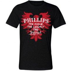 Phillips. The Legend