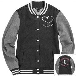 1 Heart - Varsity Jacket