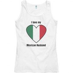 I love my mexican husband