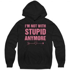 I'm Not With Stupid...