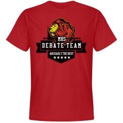 Custom Debate Team