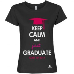 Keep Calm and Just Grad..