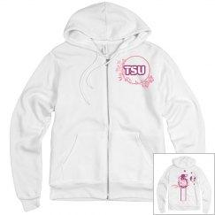 TSU Girl Hoodie Fleece