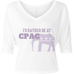rather be at cpac