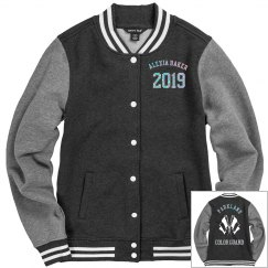 ColorGuard Varsity jacket