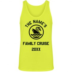 Custom Name Family Cruise