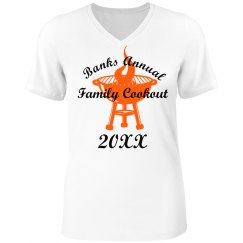 Banks Annual Cookout Tee