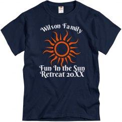 Wilson Family Retreat T
