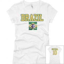 BRAZILIAN GIRLS TEE