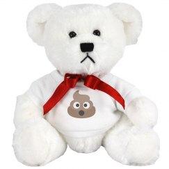 Pile of Poo Small Plush Teddy Bear