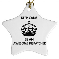 KEEP CALM ORNAMENT