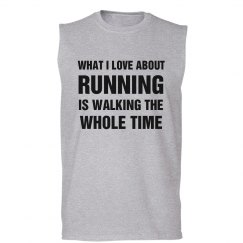 What I Really Love About Running