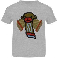 Accordion Sock Monkey