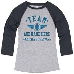 Custom Team Autism Support