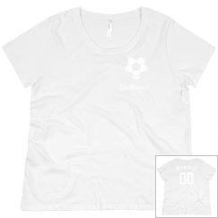 Custom Plus Size Soccer Mom Tees