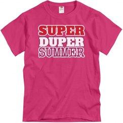 Super Duper Summer