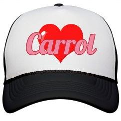 I love Carrol