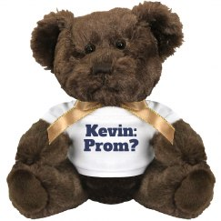 Wanna Go to Prom Bear