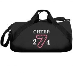 Cheer 24 hrs 7 days