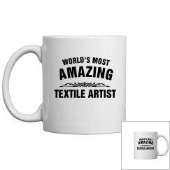Amazing Textile Artist