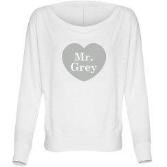 Mr. Grey Heart