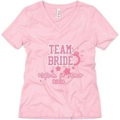 Team Bride Matron
