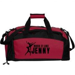 Rock it like Jenny