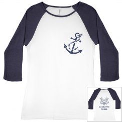 Navy Girl Shirt