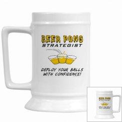 Beer Pong Strategist