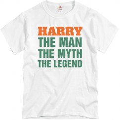 Harry The Man