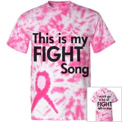 Fight Song Cancer Tee