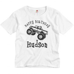 Happy Birthday Hudson!